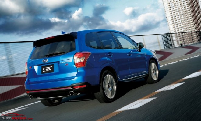 forester sti ts
