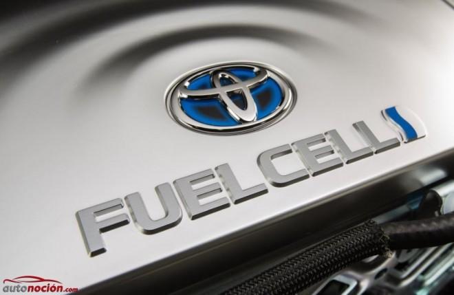 La pila de combustible de Toyota podría llegar a España en 2017 por unos 80.000 euros