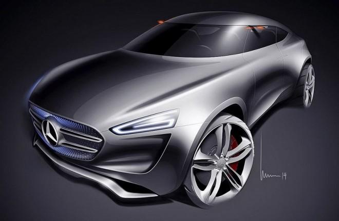 Mercedes-Benz concept G-Code: ¿El anticipo de un modelo por debajo del GLA?