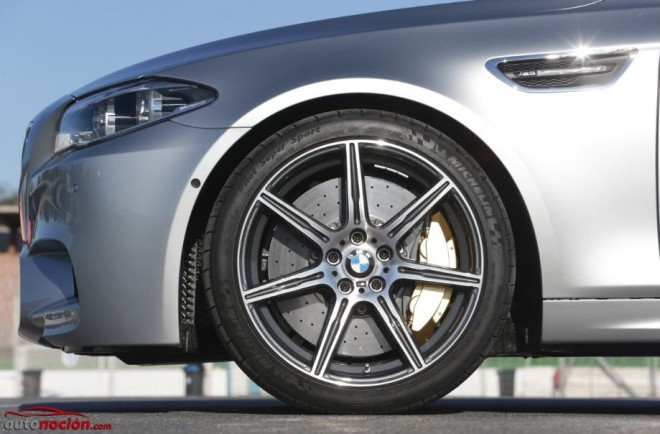 Un trabajo de pintura de 8.000 euros podrá rematar al BMW M5 más potente de la historia