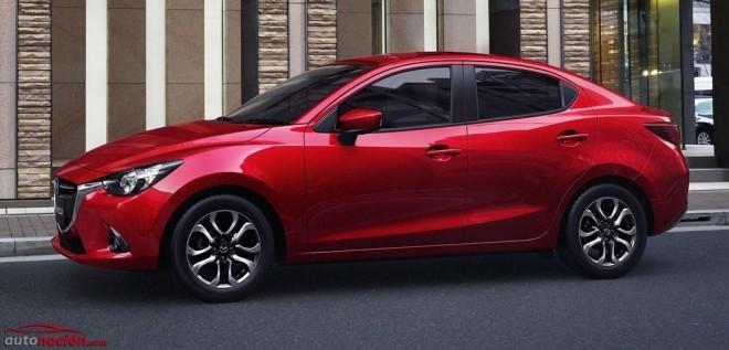 Mazda2 Sedán: Primeros detalles sobre el pequeño sedán que podría llegar a Europa