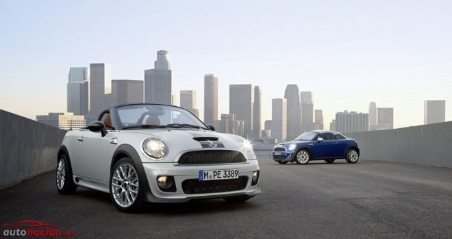 Mini Coupé y Mini Roadster en vías de extinción
