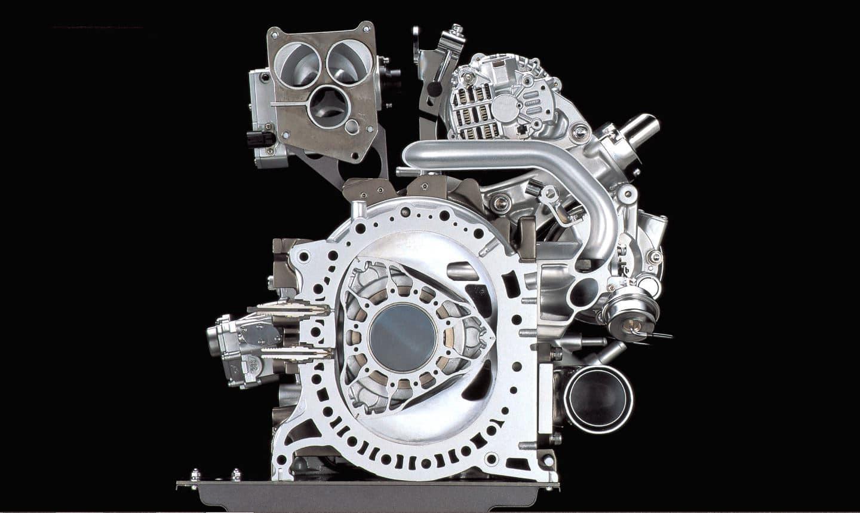 El aceite es clave en el motor rotativo wankel