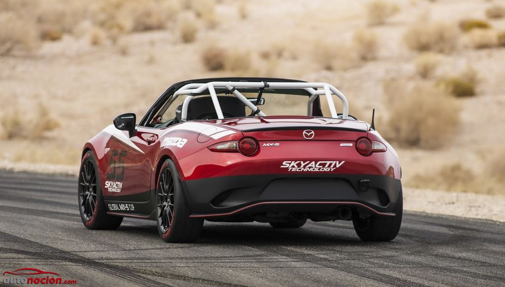 mx5 cup 2016 mazda