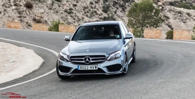Prueba nuevo Mercedes-Benz Clase C 220 BlueTEC: Nacido con estrella