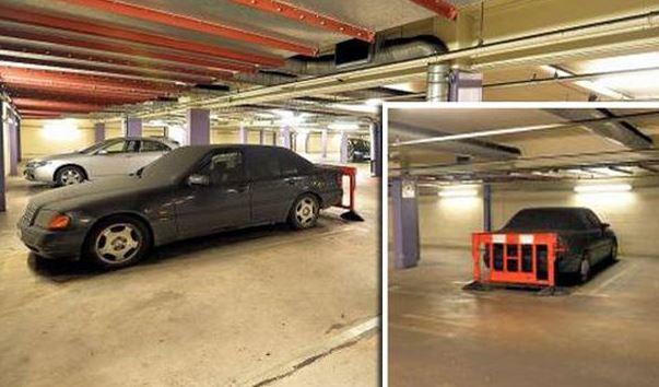 17.500 euros de ticket de parking, y aumentando…