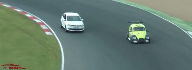 Se cuela en un circuito durante una carrera y termina con una condena de 8 meses de prisión