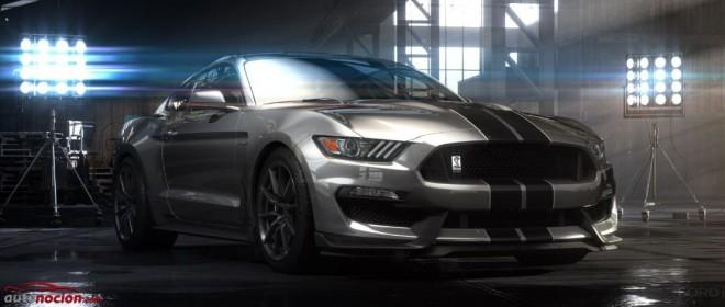 Ford Mustang SHELBY GT350: La leyenda renace