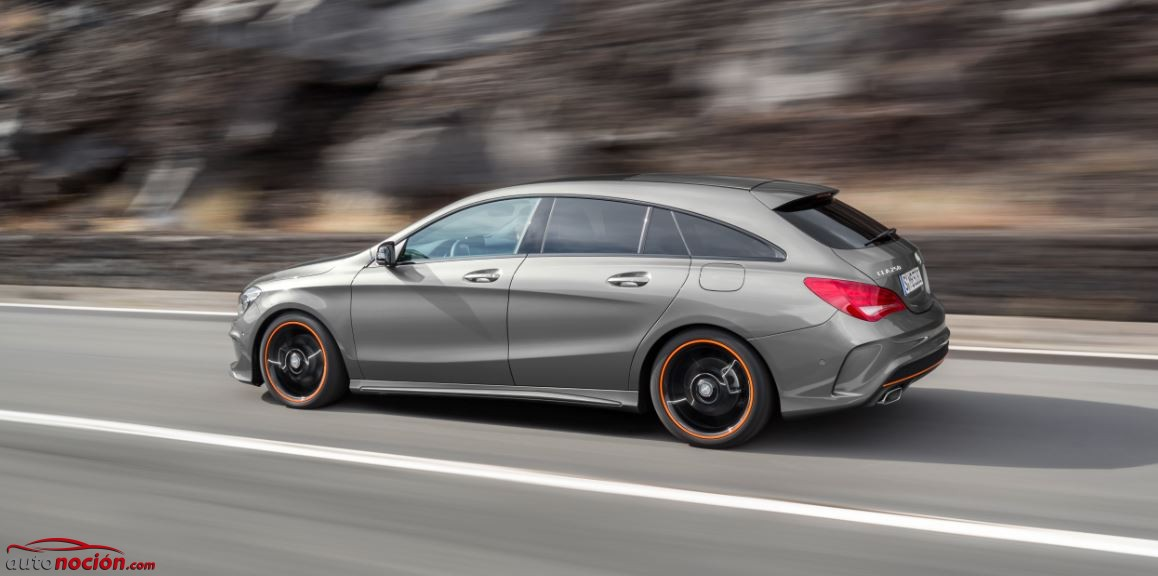 shooting brake cla