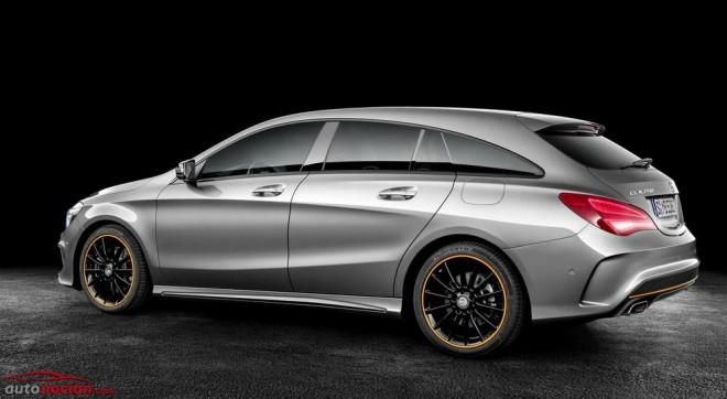 El Mercedes-Benz CLA Shooting Brake partirá de los 32.625 euros: ¿Es el precio justo?
