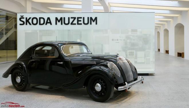 Visita el Museo de Škoda y sus joyas de competición desde tu casa gracias a Google Street View