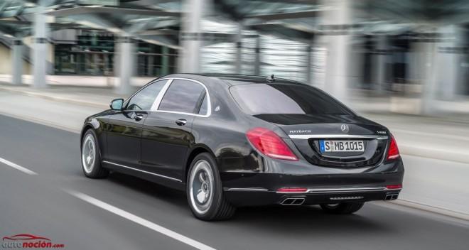 La exclusividad y el lujo tienen un precio: Mercedes-Maybach ofrece su Clase S desde 134.053 euros