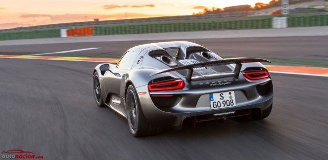 Bye, Bye Porsche 918 Spyder: Sale de producción pero deja su tecnología para futuros modelos
