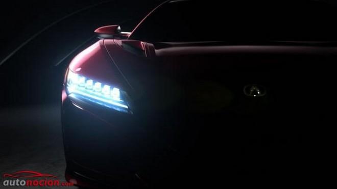 Ya está aquí el nuevo NSX: Primeros detalles e imágenes antes de su debut en enero