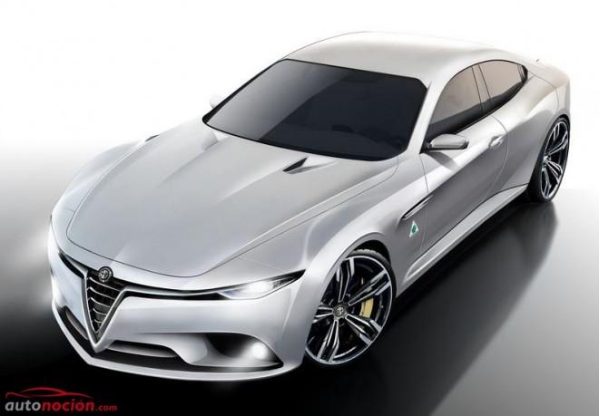 Primeros detalles de la nueva familia de motores de Alfa Romeo: De 135 a 480 cv