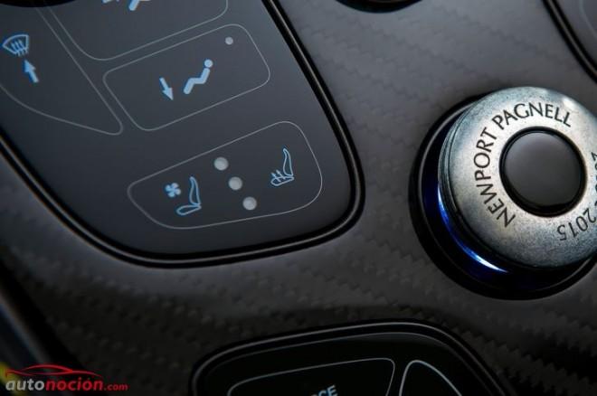 Aston Martin anuncia una curiosa llamada a revisión: Los asientos calefactables que nunca paran de calentar…