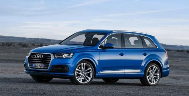 Primeras imágenes filtradas del nuevo Audi Q7: Mucho más ligero y tecnológico