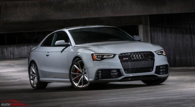 Audi RS 5 coupé Sport Edition: Exportando Audi Exclusive al otro lado del charco