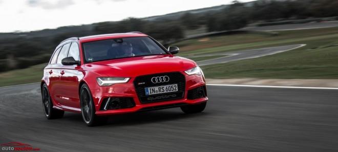 El renovado Audi RS6 Avant: 560 cv en carrocería familiar desde 131.470 euros