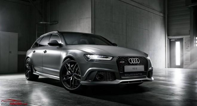Audi RS 6 Exclusive: La importancia de los detalles