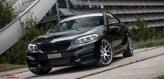 BMW M235i por Daehler: 395 cv para rivalizar con el BMW M4