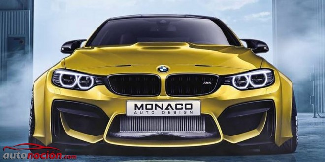 BMW M4 coupé Monaco Auto Design
