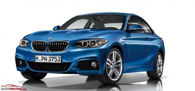 Nuevo motor tricilíndrico para el BMW Serie 2, tracción xDrive para el 220d y más novedades