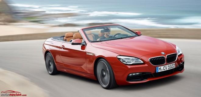 BMW pone al día a la Serie 6: Depurando la deportividad y la elegancia