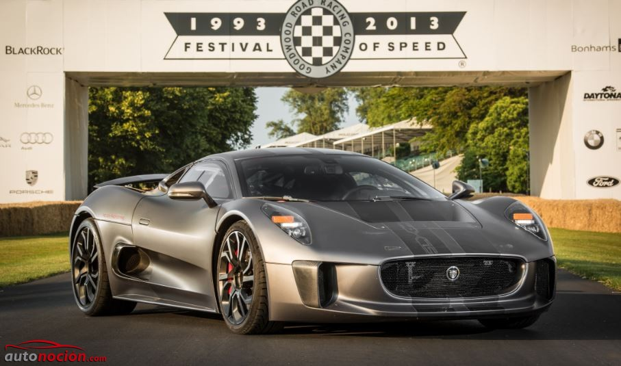 CX75 jaguar 2015