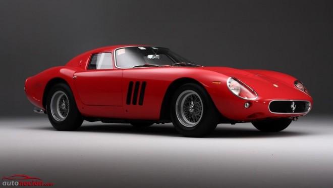 9 de los 10 coches más caros subastados en 2014 son Ferrari: Conoce los modelos y las cifras