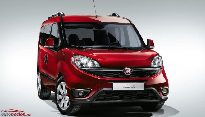 Nueva Fiat Doblò: Lista para la rutina diaria y el ocio del fin de semana