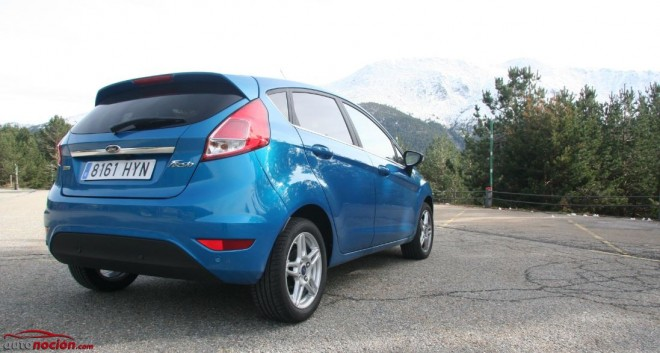 Ford Fiesta 1.0 EcoBoost 09