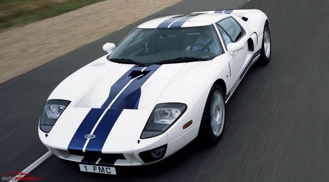 Ford podría volver a traer el Ford GT: Un V6 EcoBoost de más de 600 cv