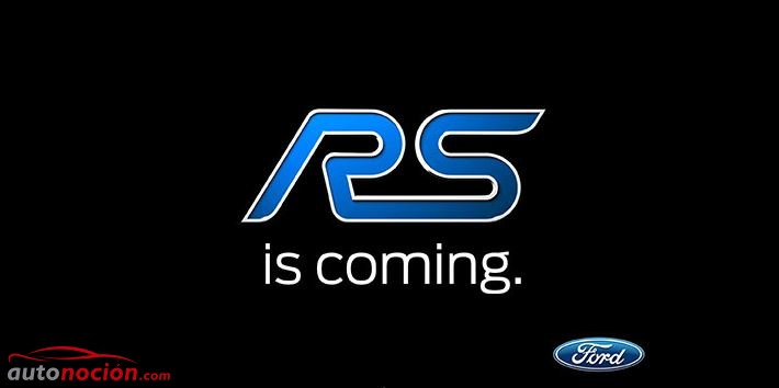 Ford RS is coming