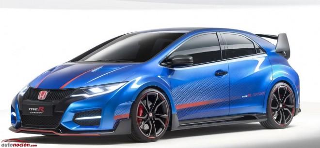 Honda ultima las pruebas del Civic Type-R: En unas semanas conoceremos a la nueva bestia nipona