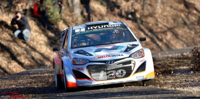Hyundai comienza su pretemporada de cara al nuevo año en el WRC