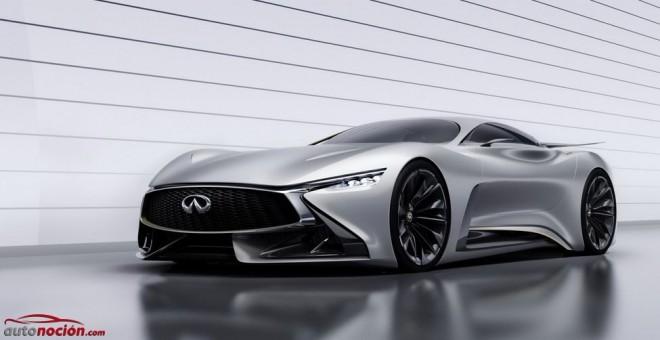 Infiniti Concept Vision Gran Turismo: ¿Las futuras líneas de la marca?