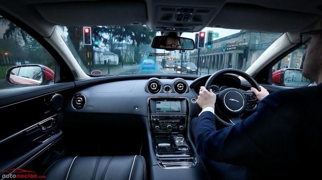 Jaguar-LR trabaja en el futuro de las carreteras inteligentes con su Sistema Automático de Detección de Baches
