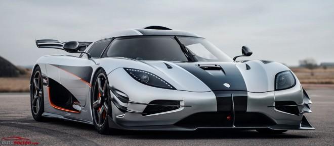 Koenigsegg quiere destrozar el cronómetro de Nürburgring
