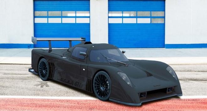 Fahlke Larrea GT1: Un verdadero GT con hasta 1.260 cv y 1.600 Nm de par