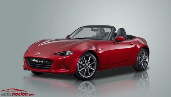 Mazda Biotechmaterial: Bioplásticos y biotejidos para el MX-5 y los futuros modelos