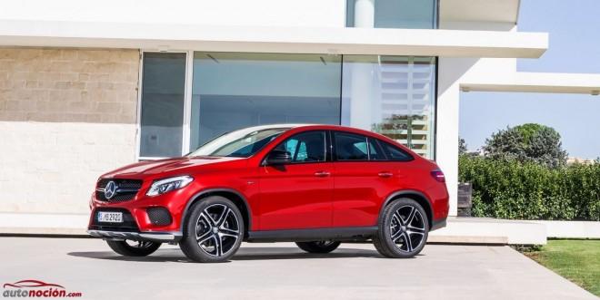 Ya conocemos los precios para el Mercedes-Benz GLE Coupé y el GLE 63 AMG