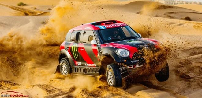 MINI defiende título del Dakar y extiende su participación hasta 2017