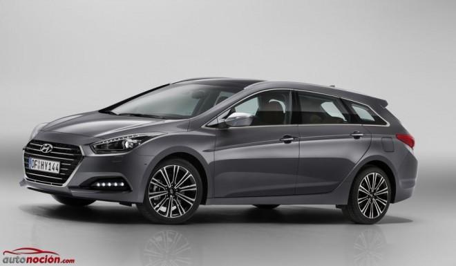 Hyundai renueva el i40: Mejoras y novedades para 2015