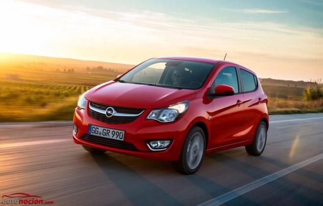 Nuevo Opel KARL: El acceso a la gama Opel estará por debajo de los 10.000 euros