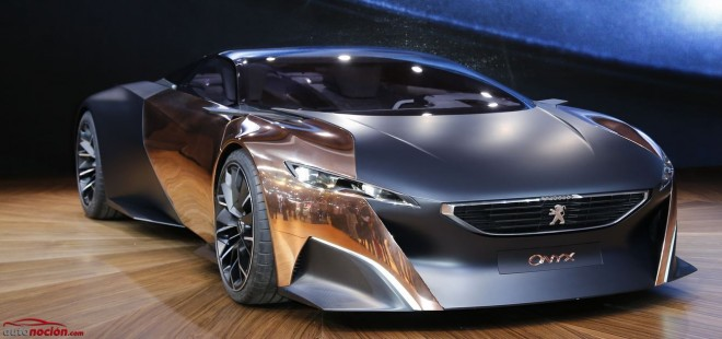 Peugeot y Citroën se sumarán a la moda Plug-In Hybrid: Modelos urbanos y de alto rendimiento híbridos