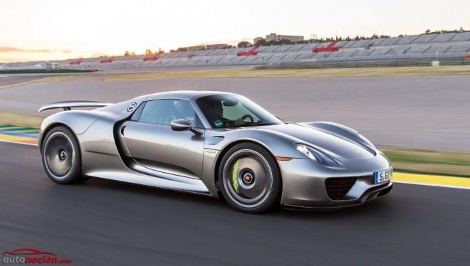 Porsche vuelve a llamar a revisión al 918 Spyder: Esta vez por graves problemas en el chasis