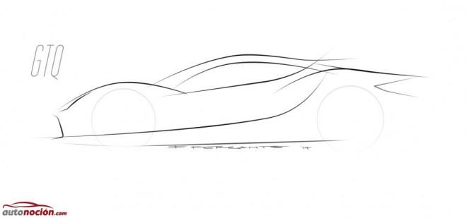 Puritalia GTQ V8: Los planes de futuro híbridos de la marca verán la luz en 2018