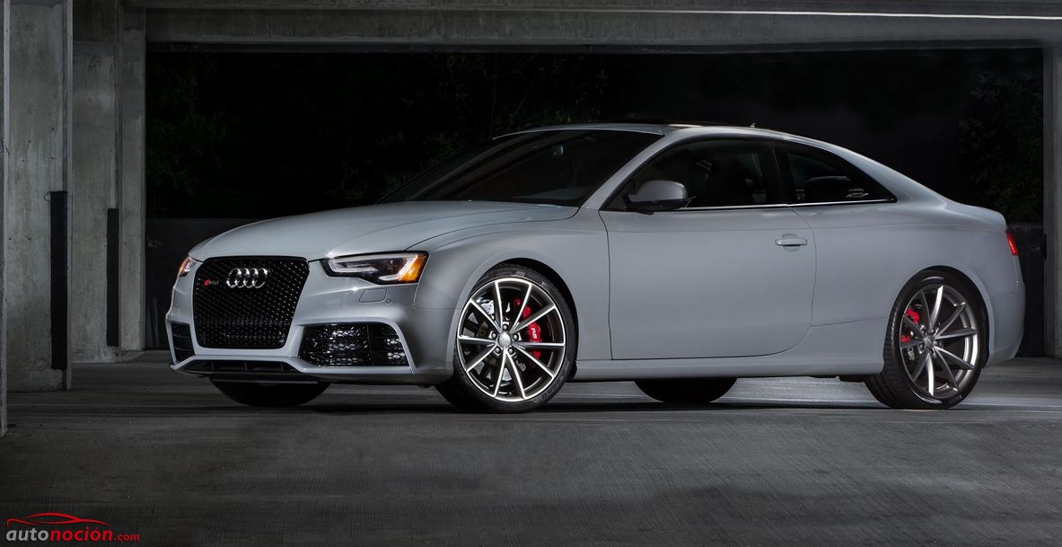 RS 5 sport edition
