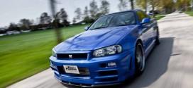 Skyline GTR 34
